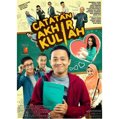 [Review Film] Catatan Akhir Kuliah  The Movie