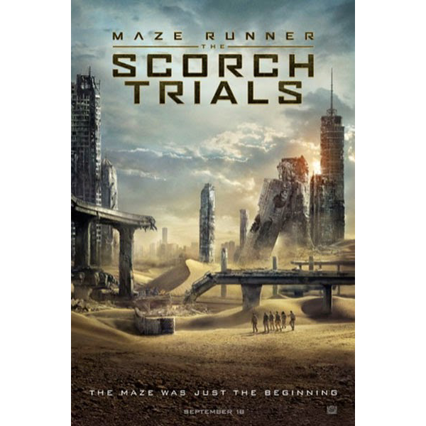 [Review Film] Maze Runner: The Scorch Trials