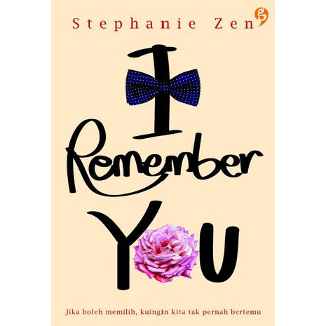 [Review Buku] I Remember You – Stephanie Zen