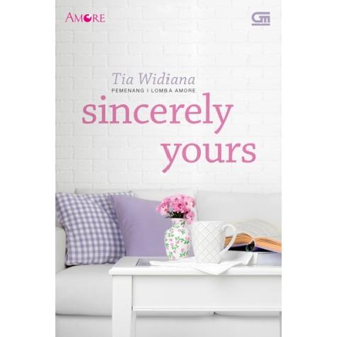 [Review Buku] Sincerely Yours – Tia Widiana