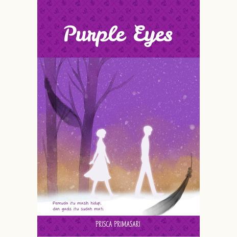 [Review Buku] Purple Eyes – Prisca Primasari