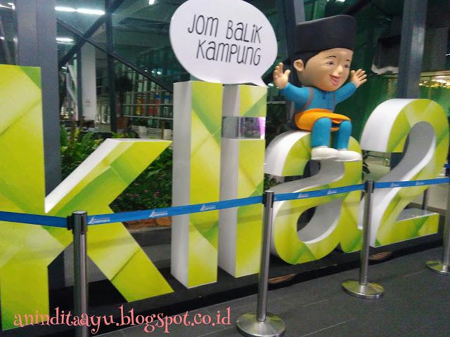 [Asean Trip 2016] Catch up di KLIA 2 Kuala Lumpur Malaysia