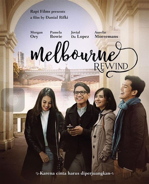 [Review Film] Melbourne: Rewind The Movie