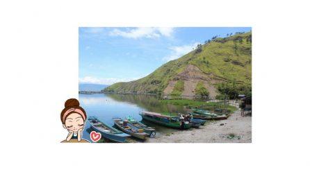Terbang dengan Pesawat Sriwijaya Air dan Nikmati Pesona Lain dari Danau Toba