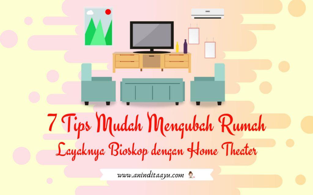 tips membangun home theater