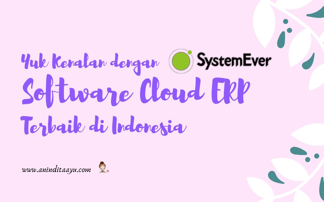 Yuk Kenalan dengan SystemEver, Software Cloud ERP Terbaik di Indonesia