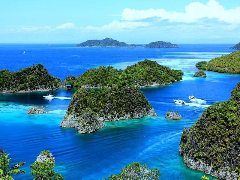 Tempat Wisata di Papua adalah Destinasi Wisata Hijau Impianku, Karena Papua Adalah Indonesia